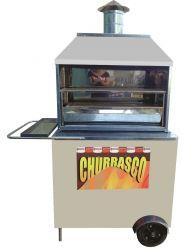 Carrinho Churrasco Espetinho - L11