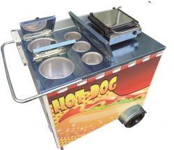 Carrinho  Hot Dog L22